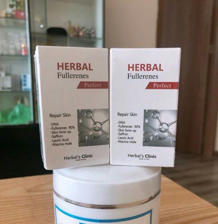 Serum Herbal Fullerenes Perfect Repain skin