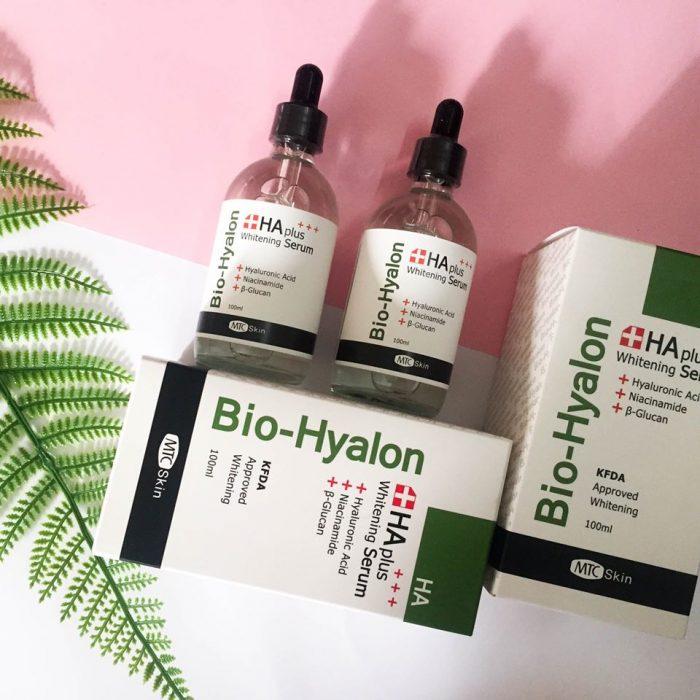 MTC Skin Bio-Hyalon HA Plus Whitening Serum
