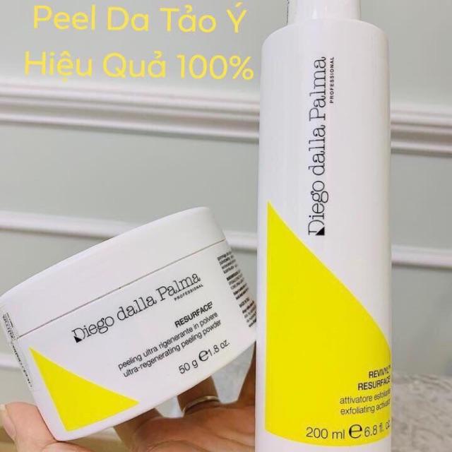 Vi tảo sinh học Diego Dalla Palma