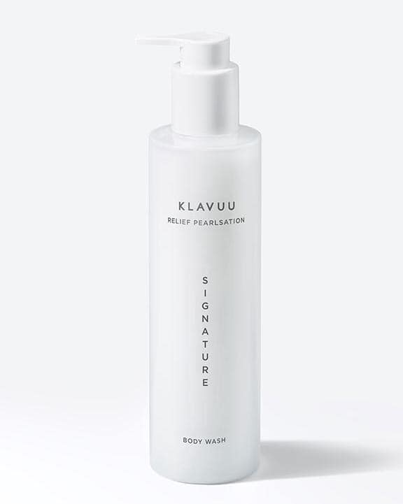 Sữa tắm trắng da Klavuu Relief Pearlsation Signature Body Wash