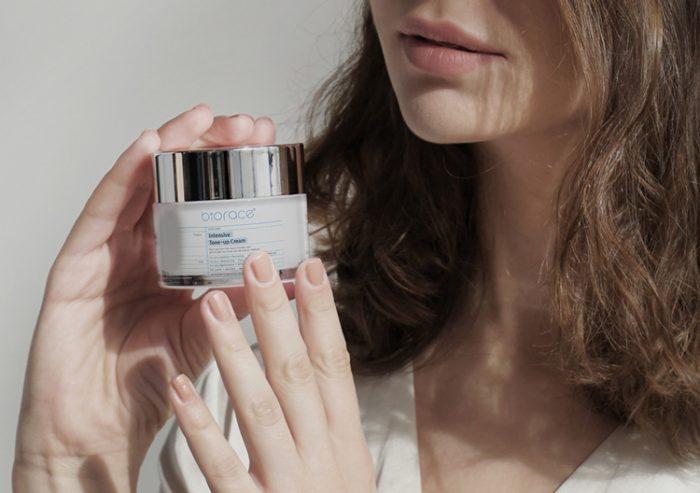 Kem Dưỡng Biorace Intensive Tone Up Cream