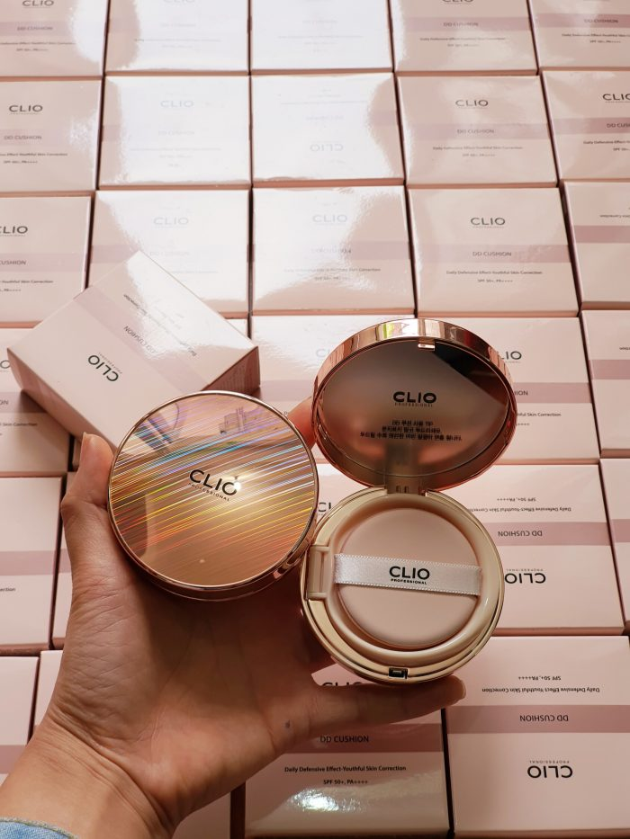 Phấn nước Clio Daily Defence Children's Skin Cushion Spf50 Pa+++