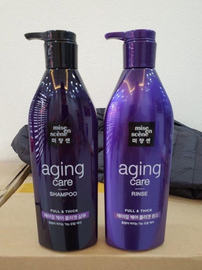 Dầu gội Mise En Scene Aging Care