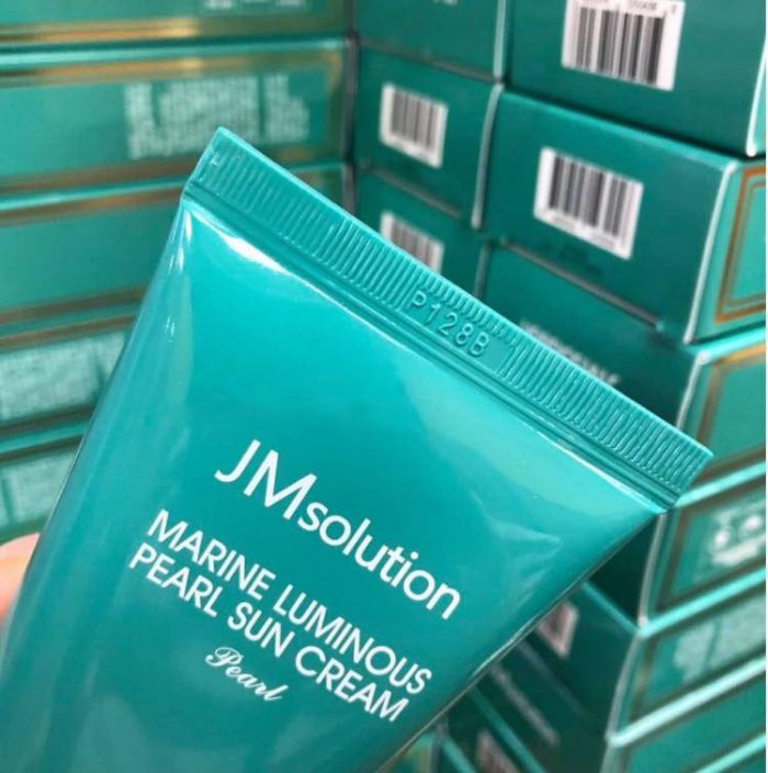 Kem chống nắng JM Solution Marine Luminous Pearl Sun Cream SPF50+PA++++