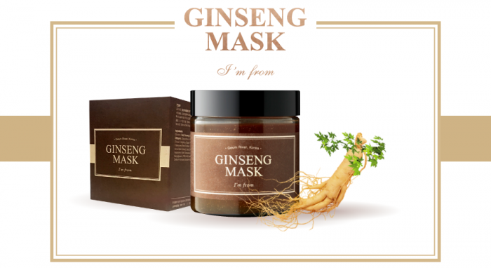 Mặt Nạ I'm From Ginseng Mask