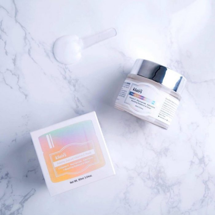 Mặt Nạ Ngủ Klairs Freshly Juiced Vitamin E Mask