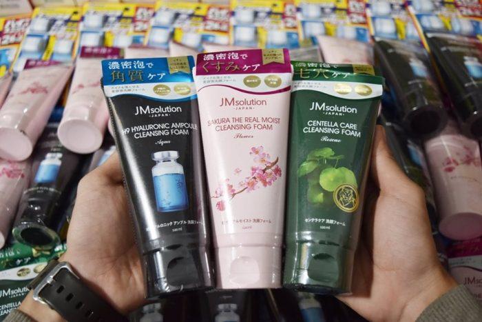 Sữa rửa mặt Jm Solution Japan Moist Cleansing Foam