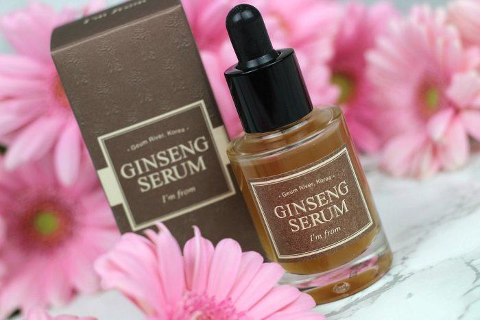 Tinh chất I'm From Ginseng Serum