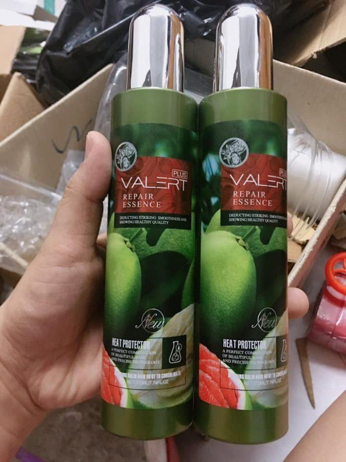 Xịt dưỡng tóc Grapefruit Valert Repair Essence Plus