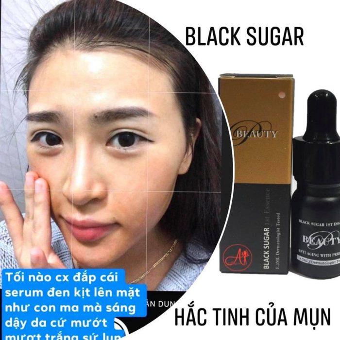Serum Black Sugar 1st Essence