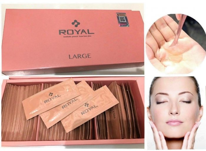 Serum Royal Aesthetic Pursuit From Bare Skin