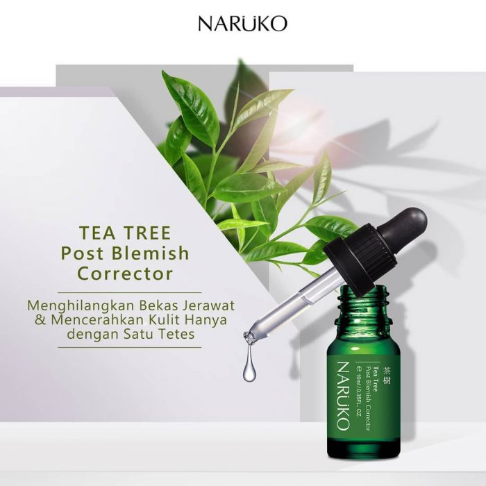 Tinh Chất Naruko Tea Tree Post Blemish Corrector