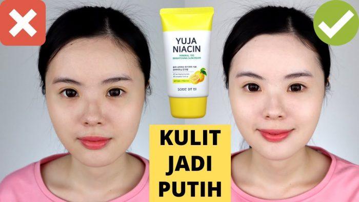 Kem chống nắng Some By Mi Yuja Niacin Mineral 100 Brightening Suncream Spf 50+ PA++++