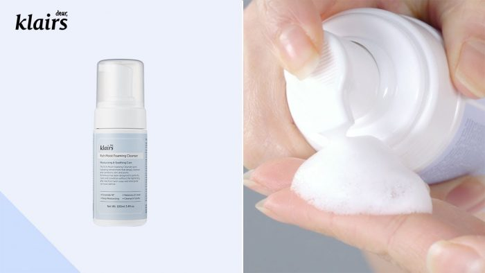 Sữa rửa mặt Klairs Rich Moist Foaming Cleanser