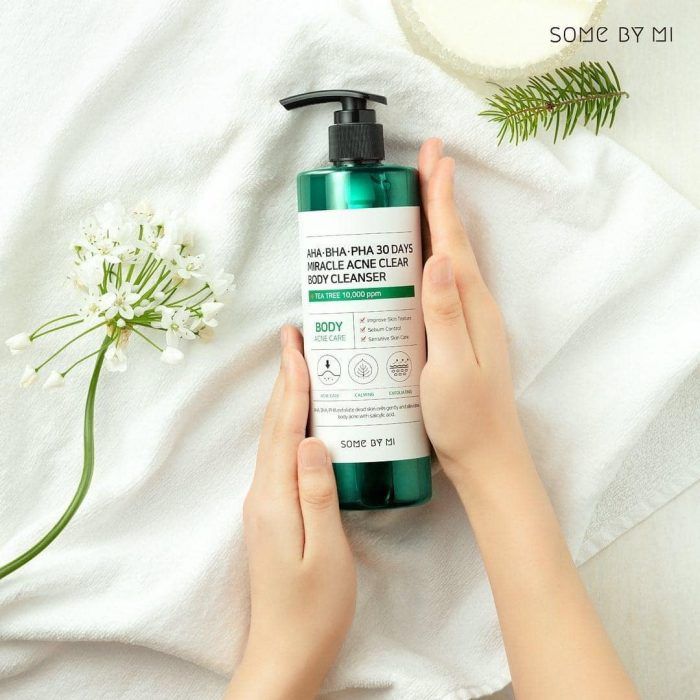 Sữa tắm Some By Mi AHA-BHA-PHA 30 Days Miracle Acne Clear Body Cleanser