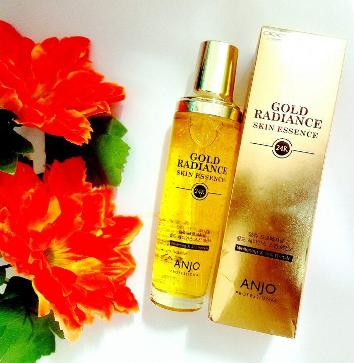 Serum Anjo Gold Radiance Skin Essence