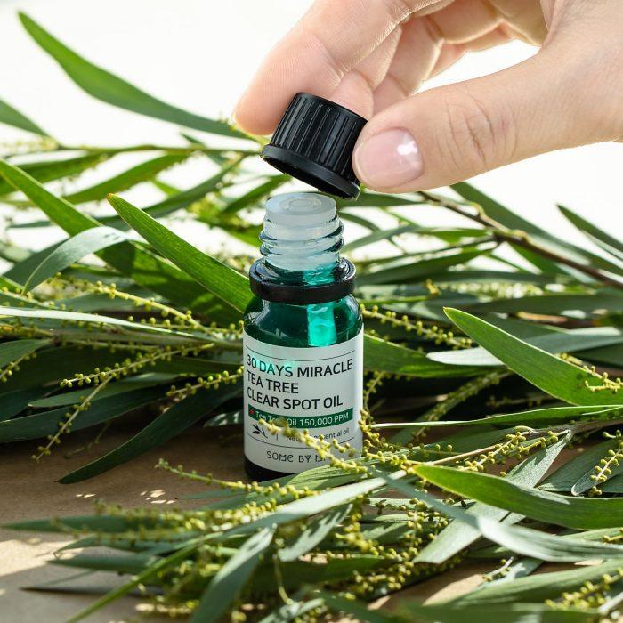 Tinh Dầu Tràm Trà Some By Mi 30 Days Miracle Tea Tree Clear Spot Oil