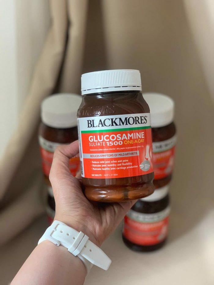 Viên bổ xương khớp Blackmores Glucosamine Sulfate 1500mg One-A-Day