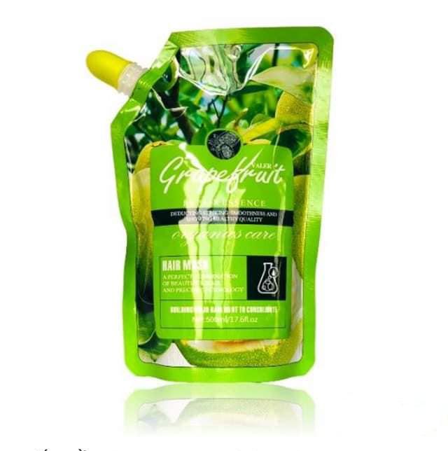 Dầu hấp tóc Grapefruit Collagen Repair Essence