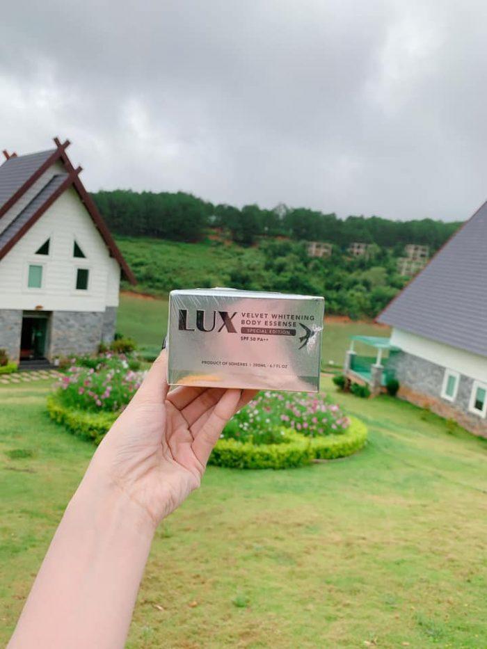 Kem dưỡng Lux Velvet Body Essence