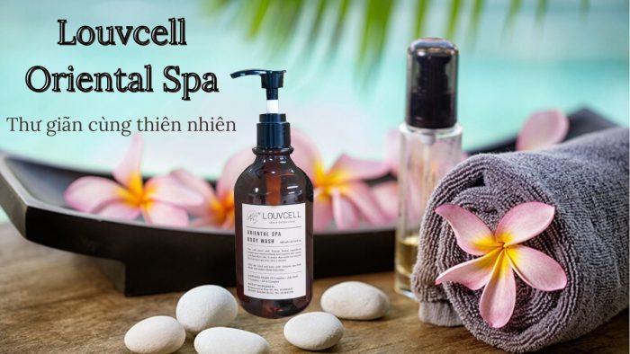 Dầu tắm Louvcell Oriental Spa Body Wash
