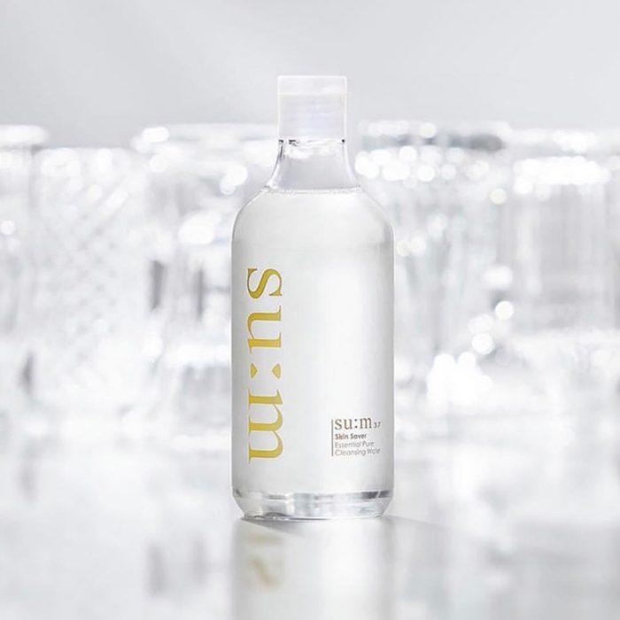 Nước tẩy trang Su:m37 Skin Saver Essential Cleansing Water