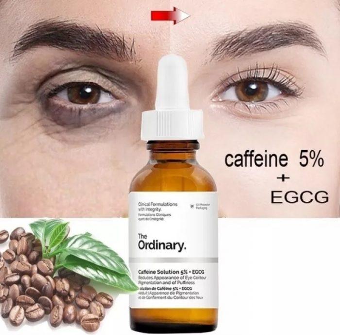 Serum The Ordinary Caffeine Solution 5% + EGCG
