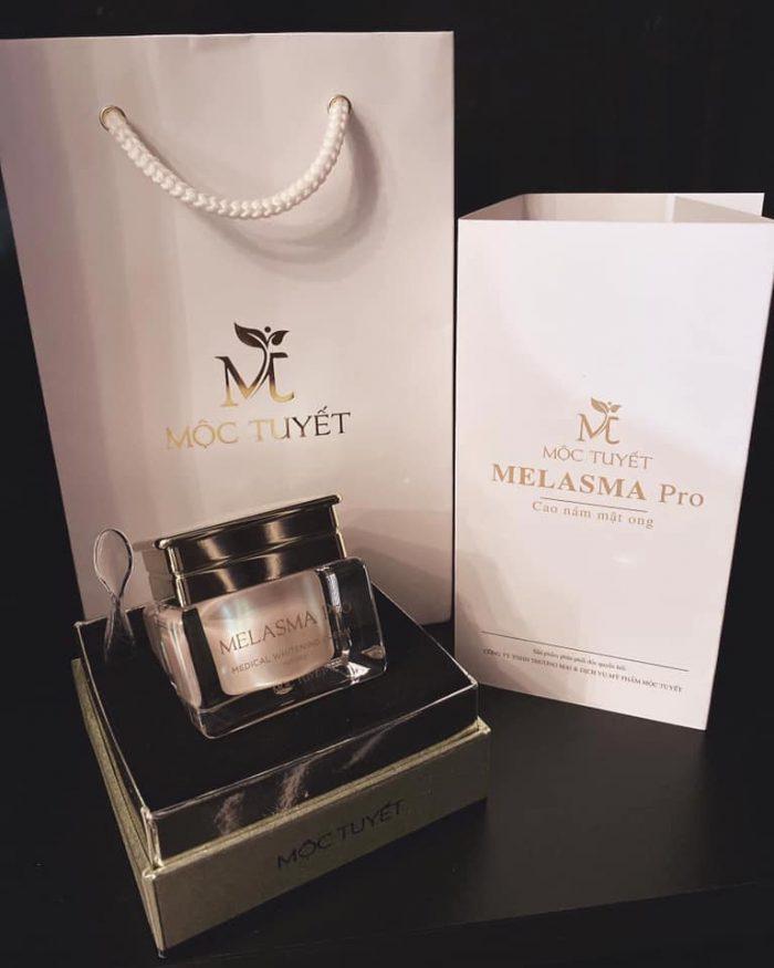 kem trị nám mộc tuyết MELASMA Pro medical whitening cream