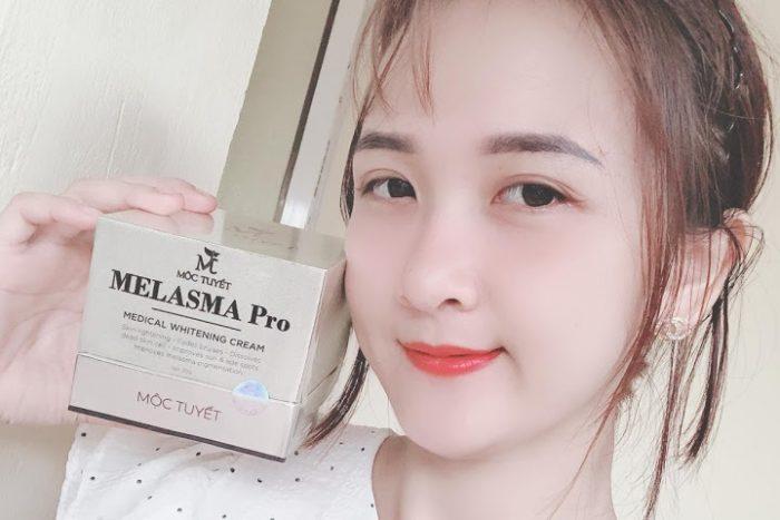 Kem trị nám MELASMA Pro medical whitening cream