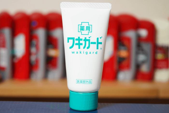 khử mùi hôi nách Kobayashi Waki Gard