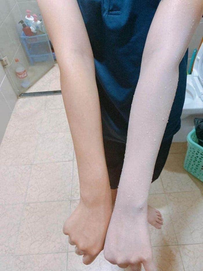Kem tắm trắng Lebelage Heeyul White Body Tone Up Cream