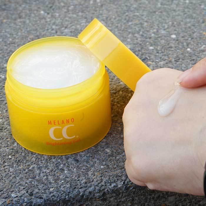 Kem dưỡng Vitamin C Melano CC Brightening Gel