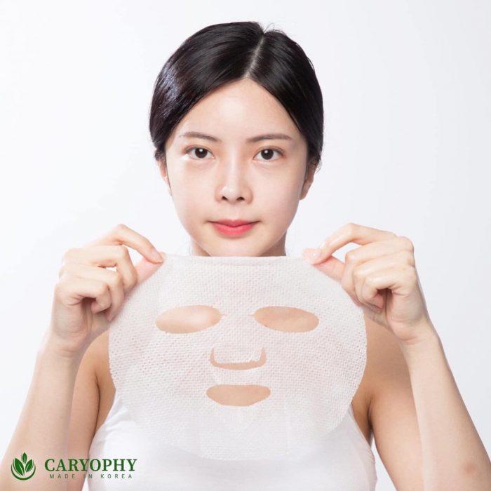 Mặt nạ Caryophy Portulaca Mask Sheet