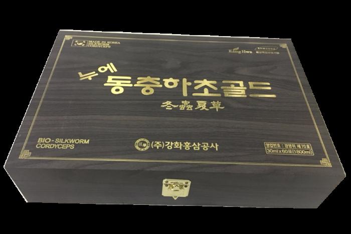đông trùng hạ thảo Kanghwa Bio-silkworm cordyceps