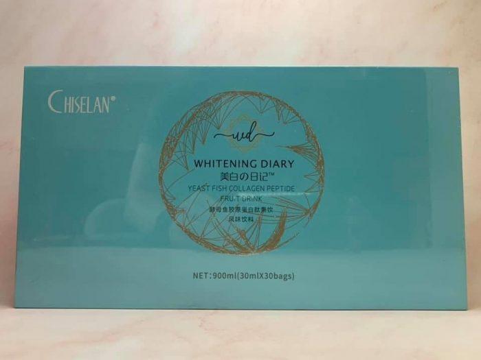 Nước Uống Collagen Chiselan Whitening Diary