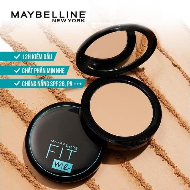 Phấn phủ Maybelline Fit Me Matte Poreless Powder SPF28 /PA+++