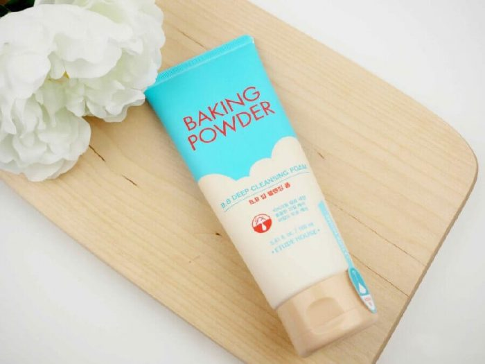 Sữa rửa mặt Etude House Baking Powder Pore Cleansing Foam