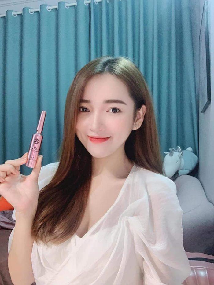 Kem hồng nhũ hoa Glob A Premium Cream NA