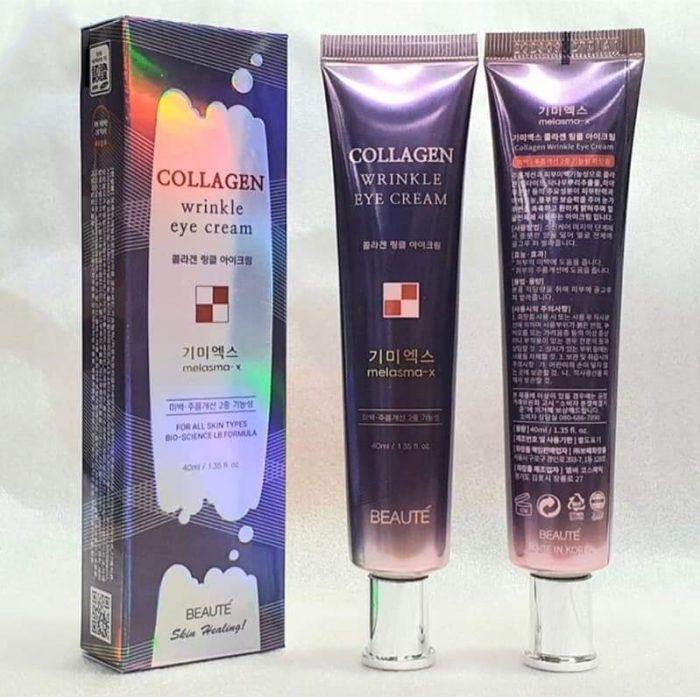 Kem dưỡng mắt Beaute Collagen Wrinkle Eye Cream