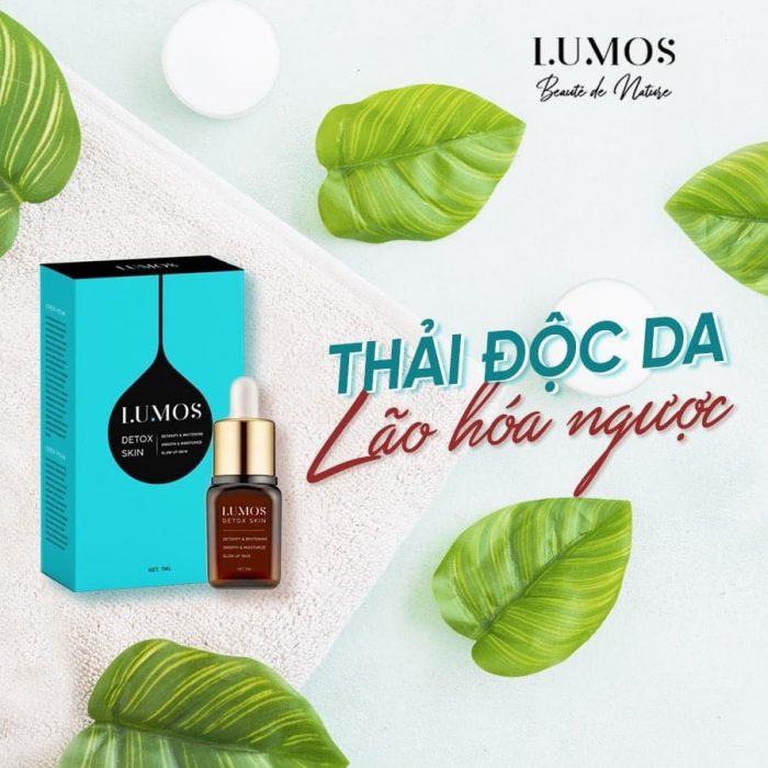 serum Lumos Detox Skin