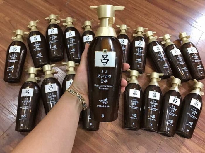 Dầu Gội Ryo Damage Care Shampoo