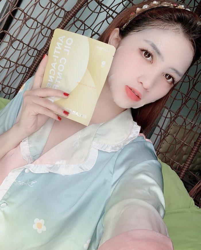 Mặt Nạ M-Lab Derma Bamboo Mask