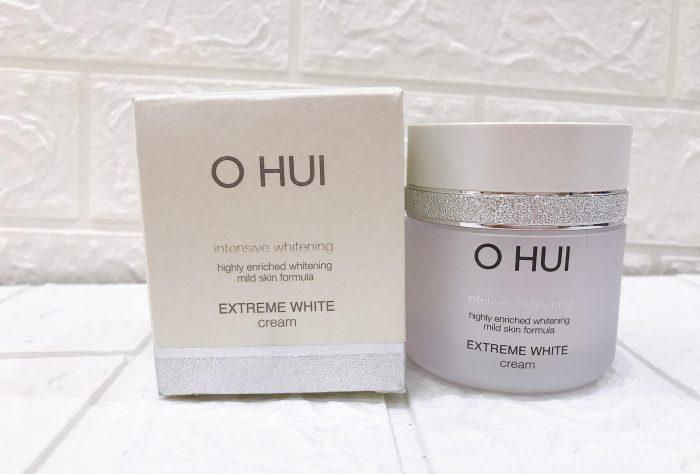 Kem Dưỡng Trắng Da Ohui Extreme White Cream
