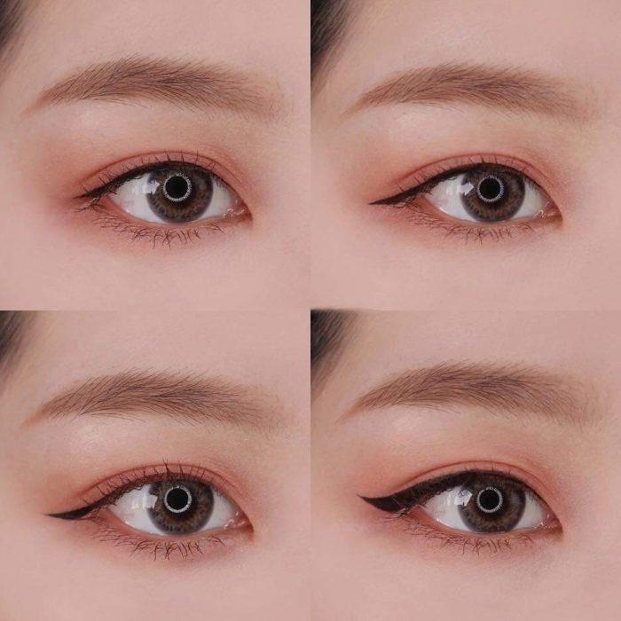 Kẻ mắt Kiss Me Heroine Make Smooth Liquid Eyeliner