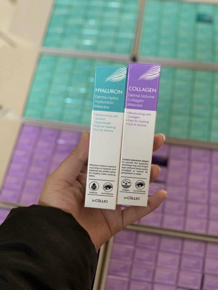 mascara Dr Cellio Derma volume Collagen