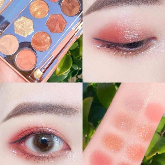 Phấn Mắt Clio Prism Air Eye Palette