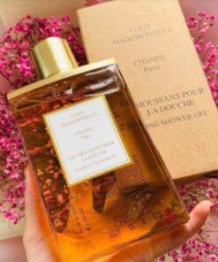 Sữa Tắm Nước Hoa Coco Chanel Mademoiselle Foaming Shower Gel