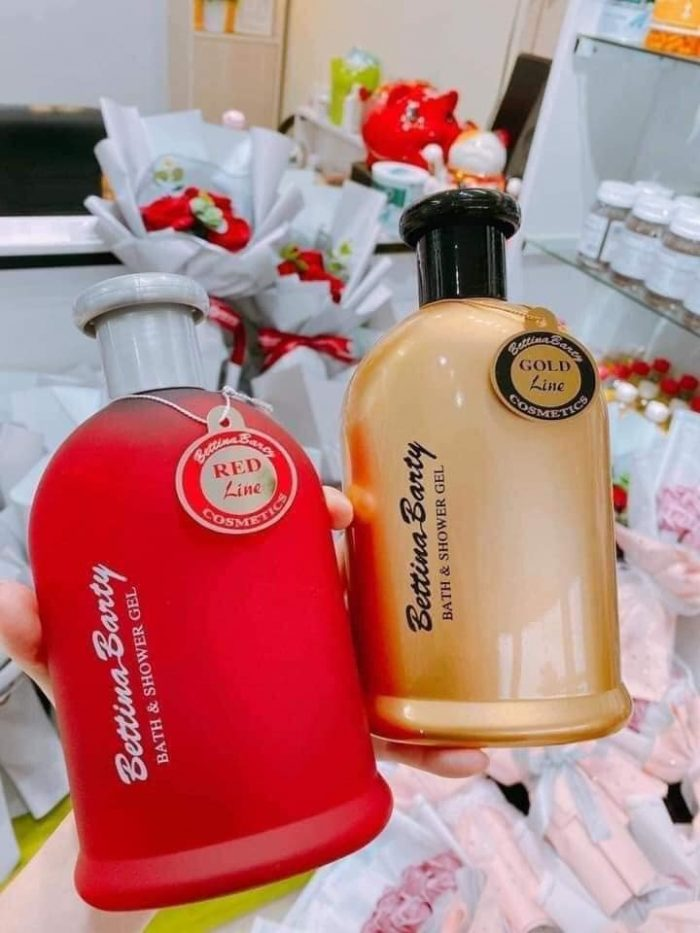 sữa tắm Bettina Barty Bath & Shower Gel