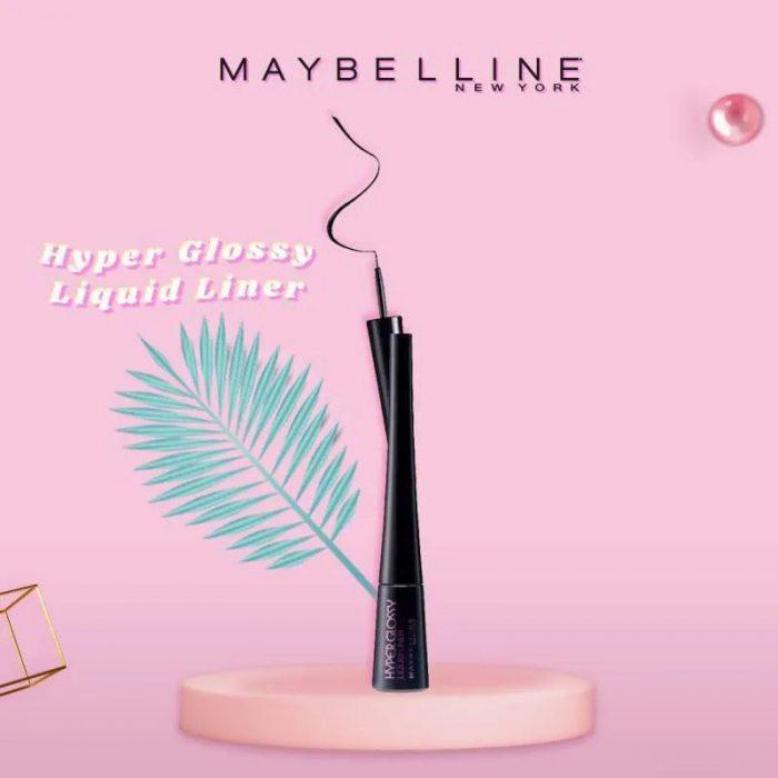 kẻ mắt Maybelline Hyper Glossy Liquid Liner