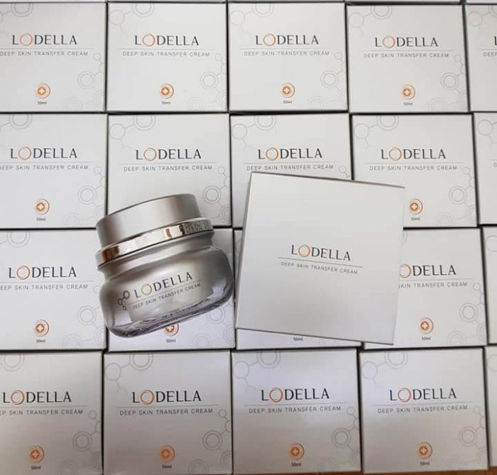 Kem Trắng Da Lodella Deep Skin Transfer Cream